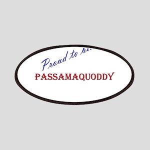 Passamaquoddy Patches