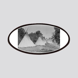 Camp Life NDN History Patches
