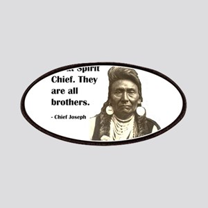 Brotherhood Quote Patches