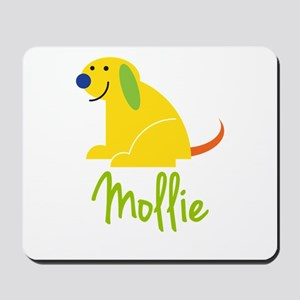 Mollie Loves Puppies Mousepad