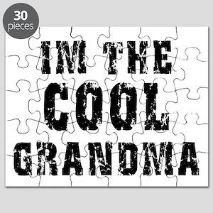 I'm The Cool Grandma Puzzle