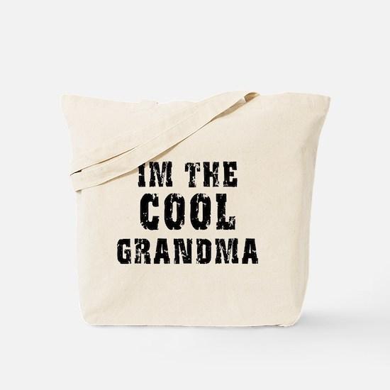 I'm The Cool Grandma Tote Bag