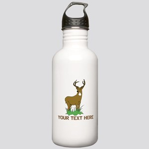 BIG BUCK Stainless Water Bottle 1.0L