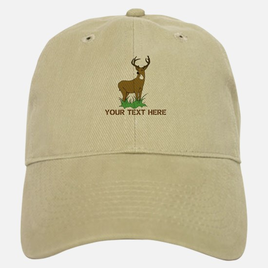 BIG BUCK Baseball Baseball Cap