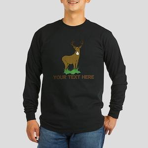 BIG BUCK Long Sleeve Dark T-Shirt