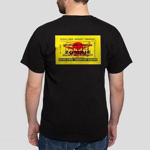 US Zombie Hunting Permit T-Shirt