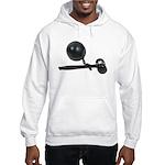 Facing Legal Issues Hooded Sweatshirt