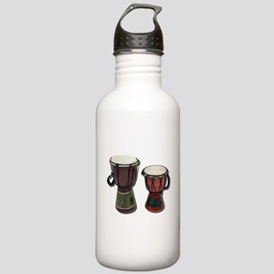 Djembe Drums 1 Stainless Water Bottle 1.0L