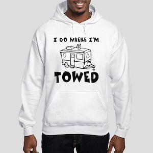 Towed Trailer Hooded Sweatshirt