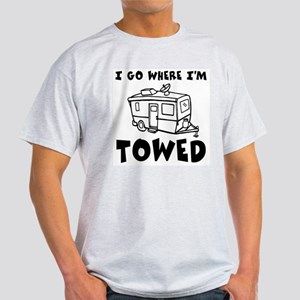 Towed Trailer Light T-Shirt