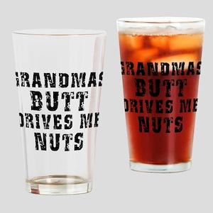 Very Funny Grandpa Drinking Glass