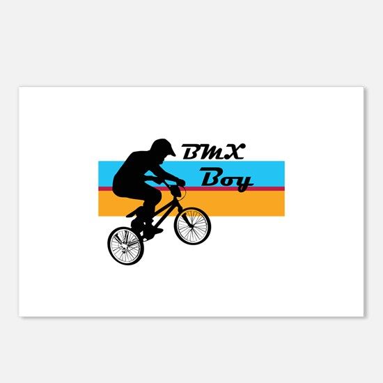 BMX Boy Postcards (Package of 8)