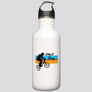 BMX Boy Stainless Water Bottle 1.0L