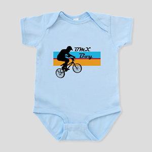 BMX Boy Infant Bodysuit