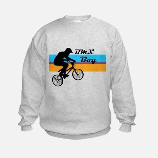 BMX Boy Sweatshirt