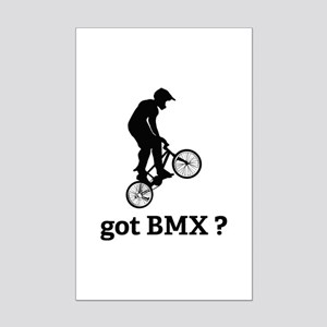 Got BMX? Mini Poster Print