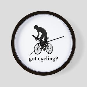 Got cycling? Wall Clock