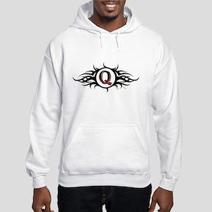 Tribal Q Hooded Sweatshirt