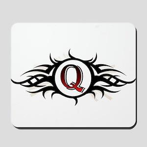 Tribal Q Mousepad
