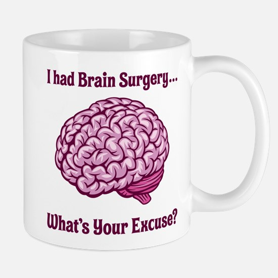 What's Your Excuse? Mug