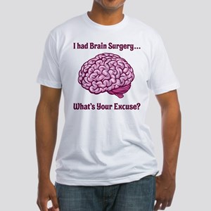 What's Your Excuse? Fitted T-Shirt