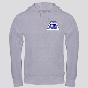 Moonbase Alpha Hooded Sweatshirt