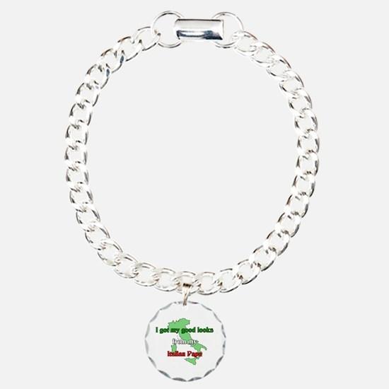 Italian Papa Bracelet