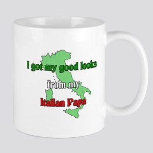 Italian Papa Mug