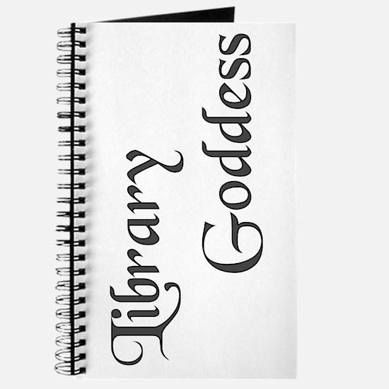 Black Library Goddess Journal