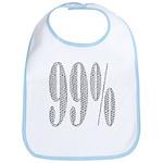 I am the 99% Bib