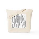 I am the 99% Tote Bag