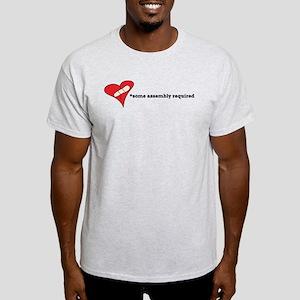 Red Heart Artsy Light T-Shirt