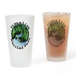 Visualize Whirled Peas Drinking Glass