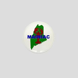 Mainiac Mini Button