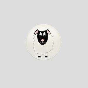 Sheep Design Mini Button