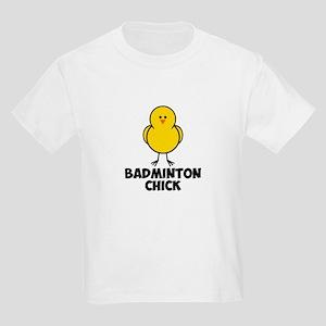 Badminton Chick Kids Light T-Shirt