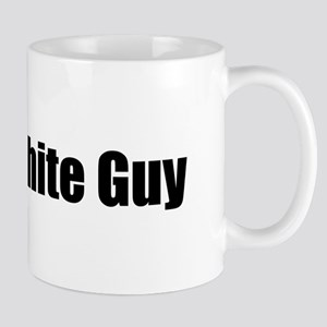 Token White Guy Mug