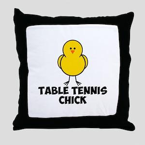 temp Throw Pillow