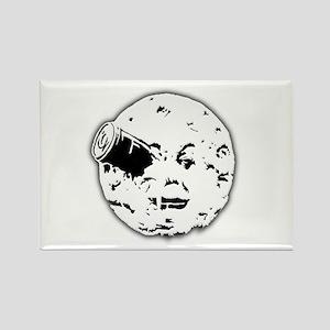 Le Voyage dans la Lune Hugo Moon Man Rocket Rectan