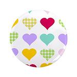 Rainbow Hearts Pattern 3.5