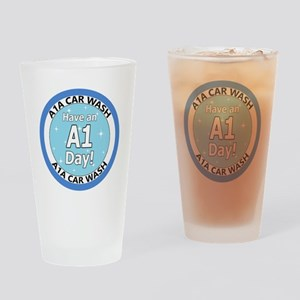 'Have an A1 Day!' Drinking Glass