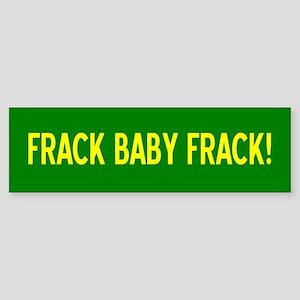 frack-bumper Bumper Sticker
