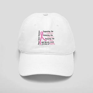 SupportAdmireHonor10 Breast Cancer Cap