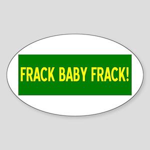 frack-mug Sticker