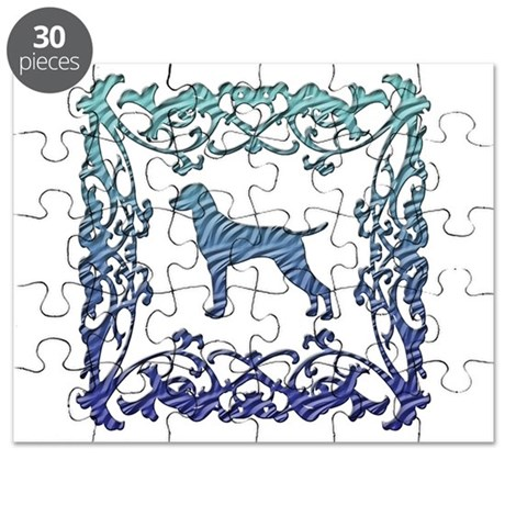 Vizsla Lattice Puzzle