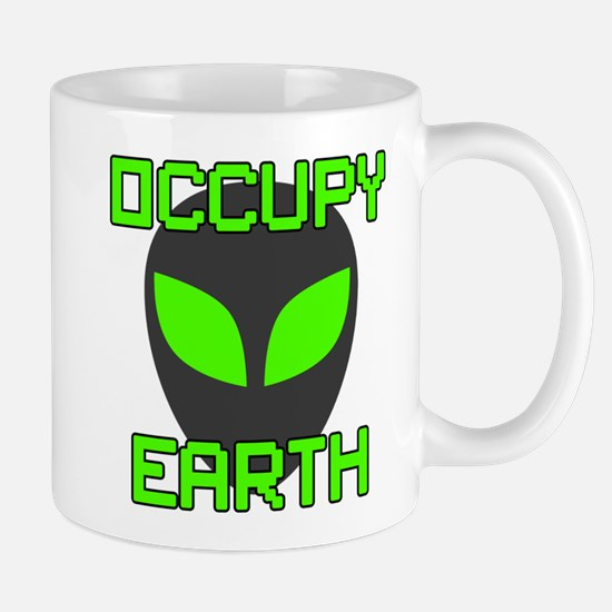 Occupy Earth Mug