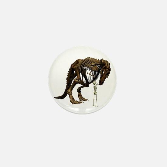 Dino Snack Mini Button