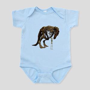 Dino Snack Infant Bodysuit