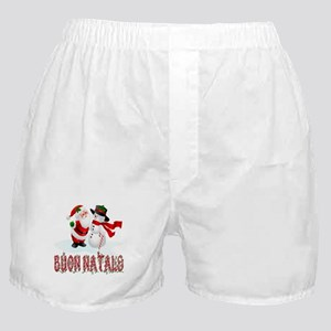 Buon natale Boxer Shorts