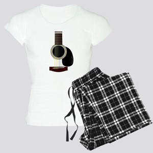 acoustic guitar Women's Light Pajamas